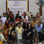 Direct Support Wheelchair Distribution 2018