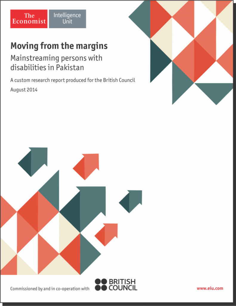 Title Page of Moving from the Margins