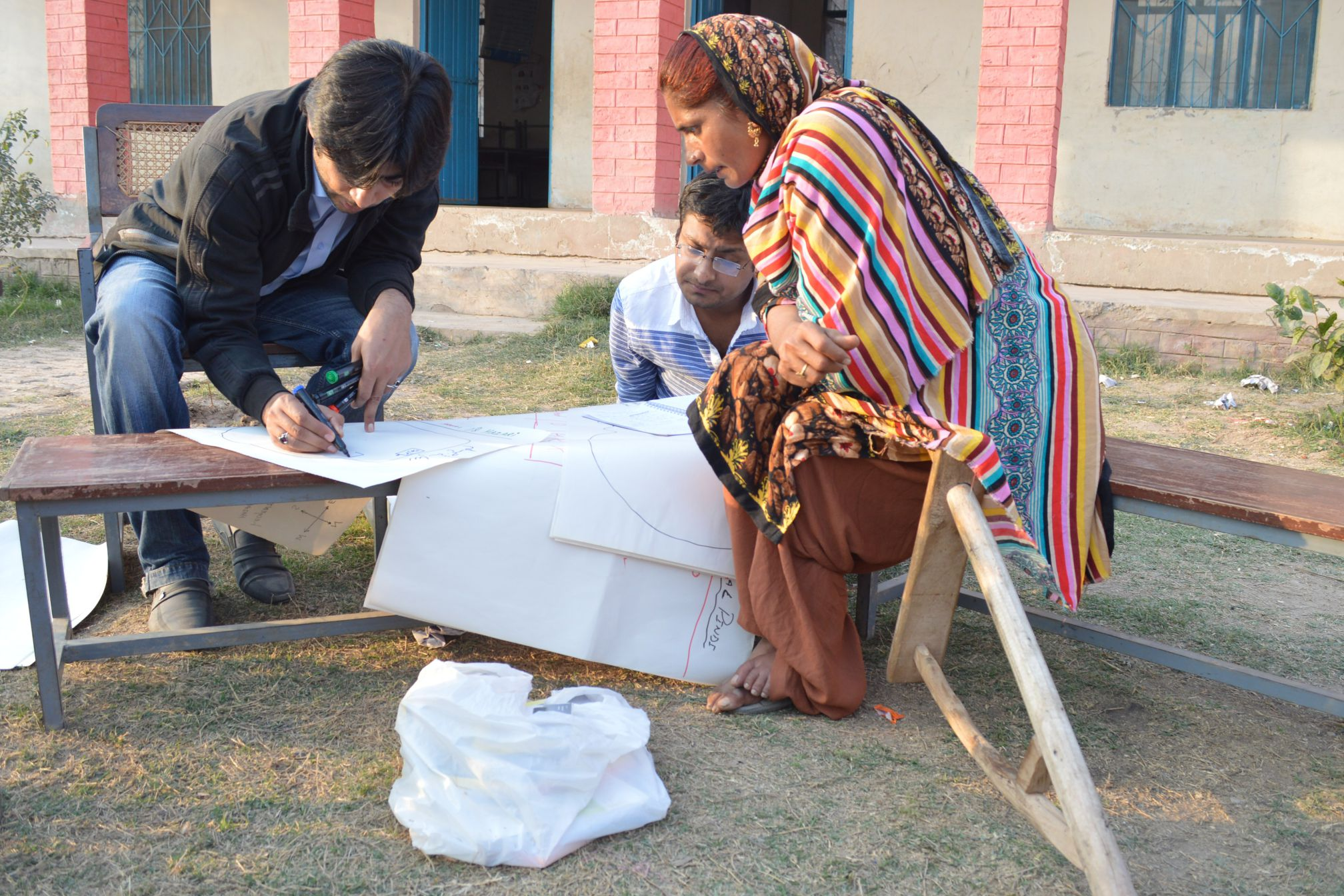 DiDRR Project Resource Mapping Activity Picture